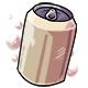 Empty Beige Drink