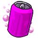 Empty Magenta Drink