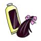 Wine Hair Dye