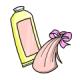 Gentle Pink Hair Dye