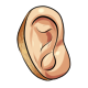 Ear Cookie