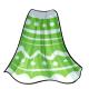 Easter Long High Waisted Skirt