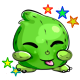 Enchanted Green Xoi Plushie