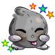 Enchanted Grey Xoi Plushie