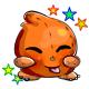 Enchanted Orange Xoi Plushie