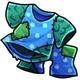 Fake Underwater Costume