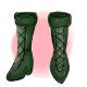 Tall Archer Boots