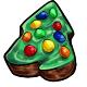 Festive Brownie