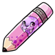 Flab Jumbo Pencil