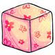 Flower Sugar Cube