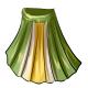Flower Pannel Skirt