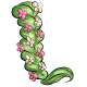 Flower Braid Wig