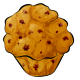 Giant Chocolate Chip Muffin