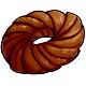 Chocolate Cruller