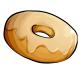 Fresh Glazed Doughnut