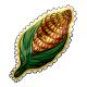 Fried Corn Stamp