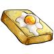 Fried Egg Toast