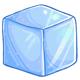 Frozen Sugar Cube