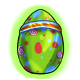 Funky Glowing Egg
