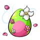 Giant Flowers Easter Egg