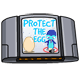 Protect the Egg Game