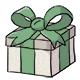 Wonky Pyramid Giftbox