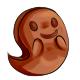 Chocolate Ghosty