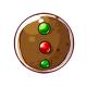 Gingerbread Gumball
