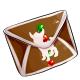 Gingerbread Kidlet Present