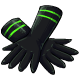 Digital Fairy Gloves