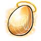 Angelic Glowing Egg