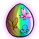 Rainbow Fairy Glowing Egg