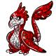 Red Gobble Pinata