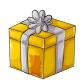 Gold Kujo Present