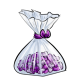 Bag of Grape Jelly Beans