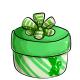 Green Addow Present
