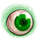 Green Eye Pearl