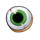Green Eye Cookie