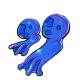 Blueberry Gummy Renat Legs