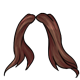 Elegant Pigtails Hair Extension