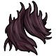 Krampus Wig