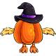 Halloween Chickle Summoning Stone