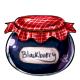 Handmade Blackberry Jam