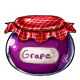 Handmade Grape Jam