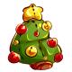 Handmade Christmas Tree Plushie