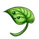 Happy Head Leaf