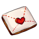 Love Letter Cookie