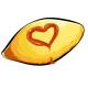 Heart Omurice