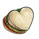 Heart Shaped Sandwich