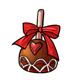 Milk Chocolate Heart Truffle